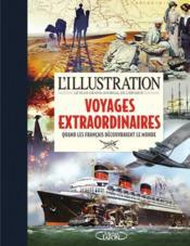 L'illustration : les voyages extraordinaires - Couverture - Format classique