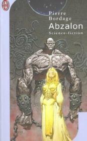 Abzalon - vol01 - Couverture - Format classique