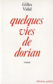Quelques vies de Dorian - Couverture - Format classique