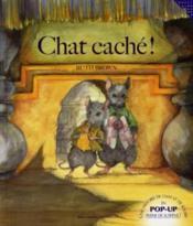 Chat caché ! - Couverture - Format classique