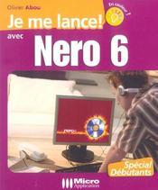 Je Me Lance Avec Nero 6 - Intérieur - Format classique
