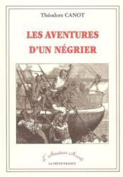 Les Aventures D'Un Negrier - Couverture - Format classique