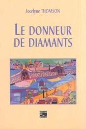 Le Donneur De Diamants - Couverture - Format classique