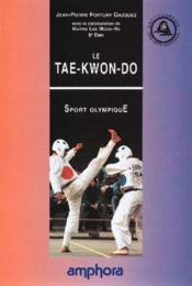 Tae Kwon Do - Couverture - Format classique