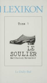 Lexikon 1 Le Soulier - Couverture - Format classique