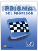 Prisma a1 comienza profesor - Couverture - Format classique