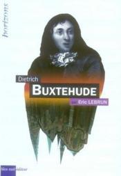 Dietrich Buxtehude - Couverture - Format classique