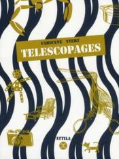 Téléscopages - Couverture - Format classique