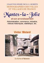 Mantes-la-jolie et son arrondissement - Couverture - Format classique
