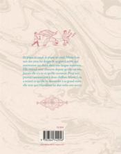 Le fil de soie - 4ème de couverture - Format classique