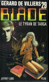 Le Tyran De Targa - Couverture - Format classique
