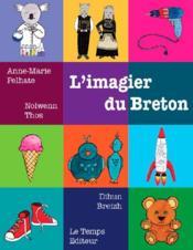 Imagier du breton - Couverture - Format classique