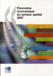 Panorama économique du secteur spatial - Couverture - Format classique