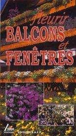 Fleurir balcons et fenetres - Intérieur - Format classique