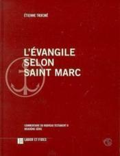 L'évangile selon Saint Marc - Couverture - Format classique