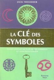 La clé des symboles - Intérieur - Format classique