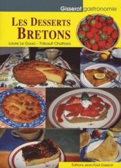 Les Desserts Bretons - Couverture - Format classique