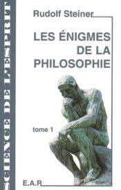 Enigmes philosophie - coffret - Couverture - Format classique