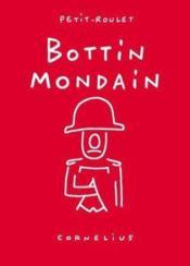 Bottin mondain - Couverture - Format classique