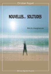 Nouvelles... solitudes - Couverture - Format classique