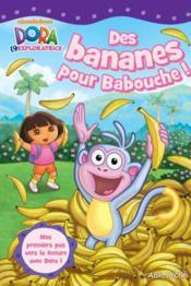 Des bananes pour Babouche ! - Couverture - Format classique
