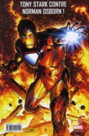 Invincible Iron Man t.1 ; dans la ligne de mire - 4ème de couverture - Format classique
