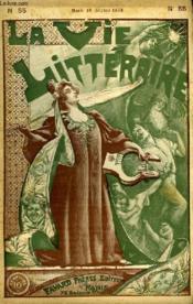 Deux Lettres. La Vie Litteraire. - Couverture - Format classique