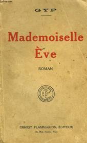 Mademoiselle Eve. - Couverture - Format classique