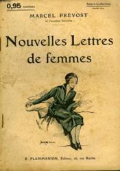 Nouvelles Lettres De Femmes. Collection : Select Collection N° 135 - Couverture - Format classique