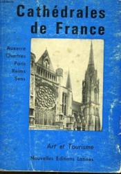 Cathedrales De France - Couverture - Format classique
