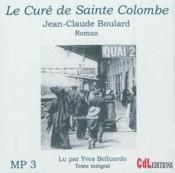 Le curé de Sainte-Colombe - Couverture - Format classique