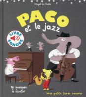 Paco et le jazz - Couverture - Format classique