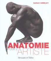 Anatomie Pour L'Artiste - Intérieur - Format classique