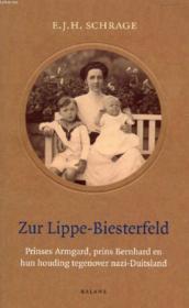 Zur Lippe-Biesterfeld - Couverture - Format classique