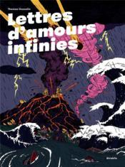 Lettres d'amour infinies - Couverture - Format classique