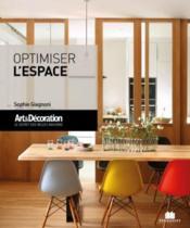 Optimiser l'espace - Couverture - Format classique