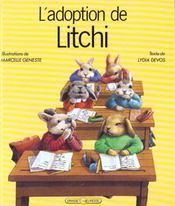L'Adoption De Litchi - Intérieur - Format classique