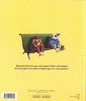L'Adoption De Litchi - 4ème de couverture - Format classique