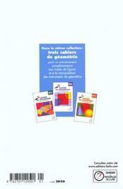 Le nouveau math elem. cm1 - livre du maitre cycle des approfondissements - 4ème de couverture - Format classique