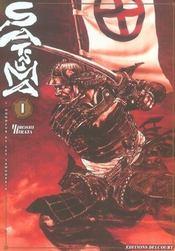Satsuma, l'honneur des samourai t.1 - Intérieur - Format classique