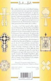 Croix t.1 - 4ème de couverture - Format classique
