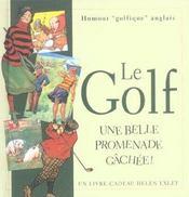 Le golf, une belle promenade gachee - Intérieur - Format classique