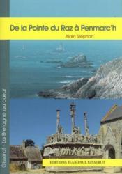 De La Pointe Du Raz A Penmarc'H - Couverture - Format classique