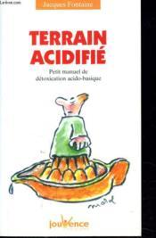 Terrain acidifié/source de maladies actuelles n.3 - Couverture - Format classique