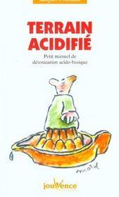 Terrain acidifié/source de maladies actuelles n.3 - Intérieur - Format classique
