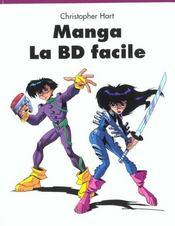 Manga. la bd facile - Intérieur - Format classique
