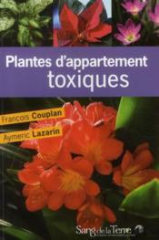Plantes d'appartement toxiques - Couverture - Format classique
