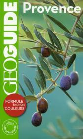 Geoguide ; Provence - Couverture - Format classique