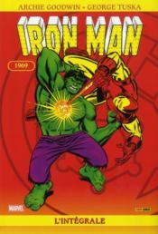 Iron man ; intégrale t.5 ; 1969 - Couverture - Format classique
