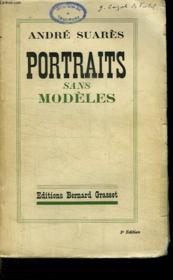 Portraits Sans Modeles. - Couverture - Format classique
